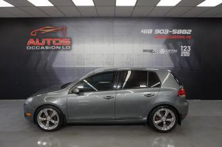 Used 2012 Volkswagen Golf COMFORTLINE TDI DIESEL AUTO DSG MAGS 146 083 KM !! for sale in Lévis, QC