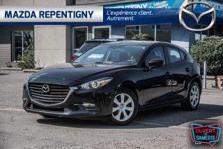 Used 2017 Mazda MAZDA3 4dr HB Sport Auto GX for sale in Repentigny, QC