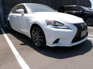 Used 2016 Lexus IS 300 F SPORT NAV AWD for sale in Toronto, ON