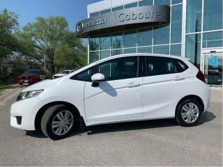Used 2016 Honda Fit LX Back Up Camera Heated Seats for sale in Cobourg, ON