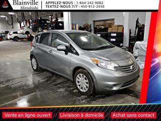 Used 2014 Nissan Versa Note AIR CLIMATISÉ, CAMÉRA DE RECUL for sale in Blainville, QC
