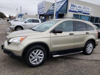 Used 2007 Honda CR-V EX ALLOYS|CERTIFIED|SUNROOF for sale in Concord, ON