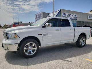 Used 2016 RAM 1500 Laramie DIESEL|LEATHER|NAVIGATION|CAMERA|4X4 for sale in Concord, ON