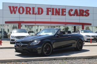 Used 2018 Mercedes-Benz AMG C 63 S | *One Owner* Accident Free! | 500 HP! for sale in Etobicoke, ON