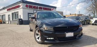 Used 2015 Dodge Charger SXT for sale in Oakville, ON