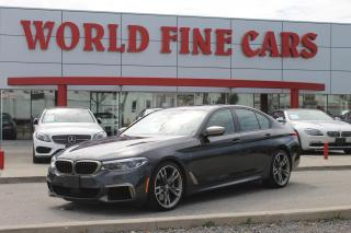 Used 2019 BMW M550 i xDrive One Owner | Accident Free! | M-Package for sale in Etobicoke, ON