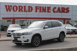 Used 2018 BMW X5 xDrive35d *ONE OWNER* | Accident Free! | DIESEL for sale in Etobicoke, ON