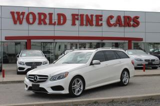 Used 2014 Mercedes-Benz E-Class | 7-Seats! | 4Matic AWD for sale in Etobicoke, ON