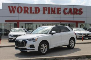 Used 2020 Audi Q3 45 Komfort | Low Mileage! | Quattro AWD for sale in Etobicoke, ON