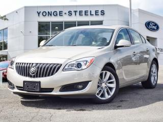 Used 2015 Buick Regal Turbo Premium II for sale in Thornhill, ON