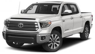 New 2020 Toyota Tundra Platinum for sale in Hamilton, ON