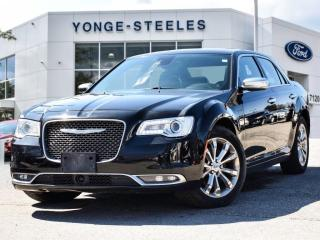 Used 2015 Chrysler 300 300C Platinum for sale in Thornhill, ON