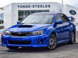 Used 2011 Subaru Impreza WRX STI w/Tech Pkg for sale in Thornhill, ON