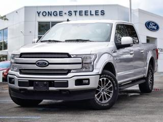 Used 2019 Ford F-150 Lariat for sale in Thornhill, ON