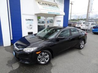 Used 2017 Honda Civic LX, Apple Car Play, Heated Seats, Bluetooth, 6 Spd for sale in Langley, BC