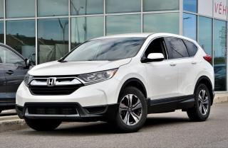 Used 2018 Honda CR-V LX FWD AC*AUTO*FWD*CAMERA*BLUETOOTH*SIEGES CHAUFFANTS*++ for sale in Lachine, QC