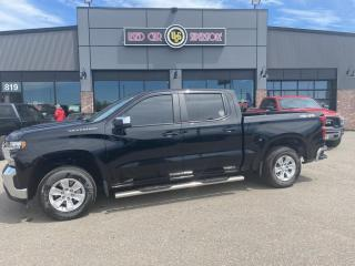 Used 2020 Chevrolet Silverado 1500 4WD Crew Cab 157  LT for sale in Thunder Bay, ON