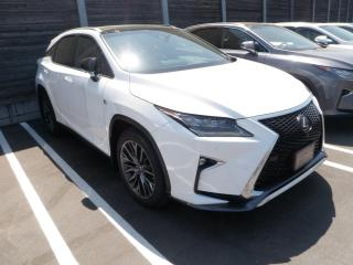 Used 2017 Lexus RX 350 F Sport AWD for sale in Toronto, ON