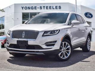 Used 2019 Lincoln MKC Select for sale in Thornhill, ON
