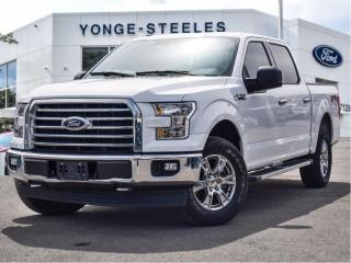 Used 2017 Ford F-150 XLT for sale in Thornhill, ON