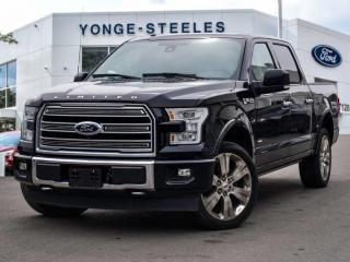 Used 2017 Ford F-150 Limited  for sale in Thornhill, ON