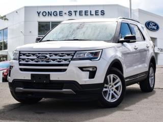 Used 2019 Ford Explorer XLT for sale in Thornhill, ON