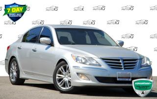 Used 2013 Hyundai Genesis 3.8 Technology 3.8L | TECH PKG | LEATHER | SUNROOF | for sale in Kitchener, ON
