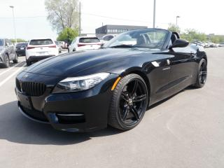 Used 2012 BMW Z4 ROADSTER CONVERTIBLIE M PACKAGE for sale in Toronto, ON