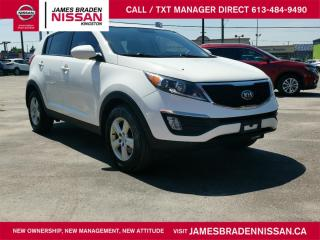 Used 2016 Kia Sportage LX for sale in Kingston, ON