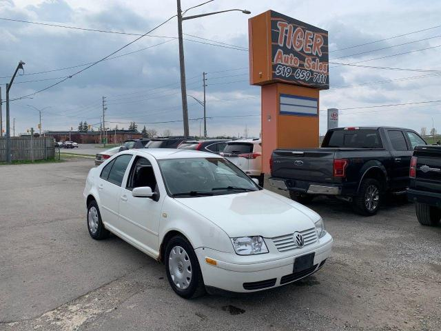 1999 Volkswagen Jetta **AUTO**ONLY 140KMS**RUNS WELL**AS IS SPECIAL