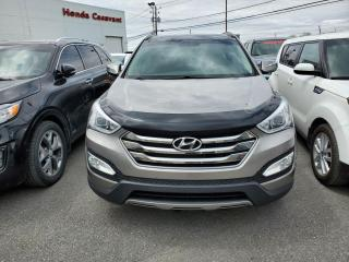 Used 2016 Hyundai Santa Fe Sport 2.0T Limited AWD ** NAVI / CUIR / TOIT for sale in St-Hyacinthe, QC