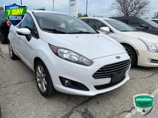 Used 2015 Ford Fiesta HATCH/SE 201A/AUTOMATIC for sale in Kitchener, ON