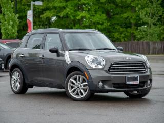 Used 2014 MINI Cooper Countryman Cooper Local Trade - 6 Speed Manual Transmission for sale in Welland, ON