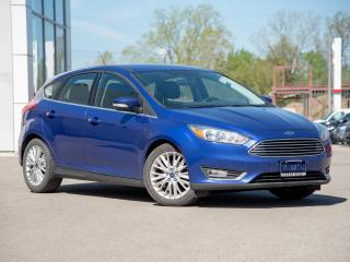Used 2015 Ford Focus Titanium for sale in Welland, ON