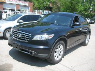 Used 2006 Infiniti FX35 Premium for sale in Scarborough, ON