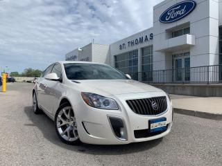 Used 2012 Buick Regal GS for sale in St Thomas, ON
