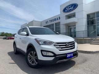 Used 2014 Hyundai Santa Fe Sport 2.4 Premium for sale in St Thomas, ON