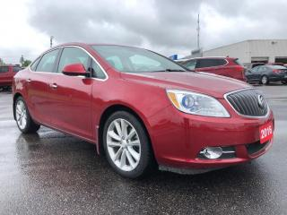 Used 2016 Buick Verano Leather for sale in Tillsonburg, ON