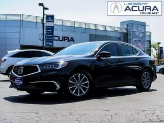Used 2018 Acura TLX TECH 2.4L for sale in Burlington, ON