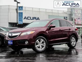 Used 2015 Acura RDX Base for sale in Burlington, ON