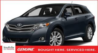 Used 2015 Toyota Venza LE AWD - NO ACCIDENTS - BLUETOOTH - BACKUP CAMERA for sale in Stouffville, ON