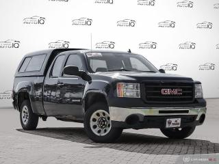 Used 2013 GMC Sierra 1500 WT for sale in Barrie, ON