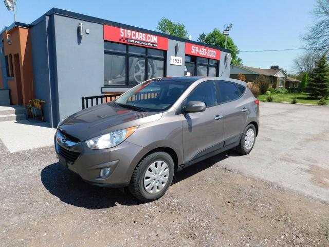 2013 Hyundai Tucson Limited w/Nav | Sunroof