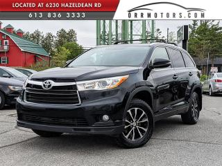 Used 2016 Toyota Highlander * COMING SOON * LOADED XLE MODEL | NAVIGATION | LEATHER for sale in Stittsville, ON