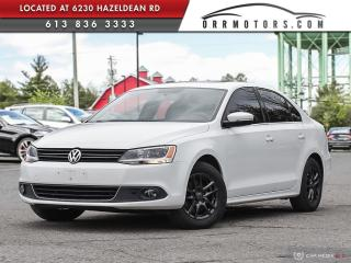 Used 2014 Volkswagen Jetta 2.0 TDI Highline DIESEL | NAV | LEATHER | SUNROOF | for sale in Stittsville, ON