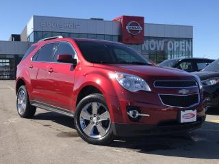 Used 2015 Chevrolet Equinox 2LT HEATED SEATS, REVERSE CAMERA for sale in Midland, ON