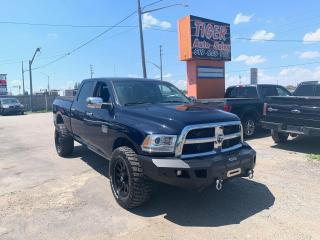 Used 2013 RAM 2500 Laramie Longhorn**DIESEL**DIAMONDBACK**ONLY 192KMS for sale in London, ON