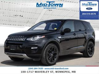Used 2017 Land Rover Discovery for sale in Winnipeg, MB