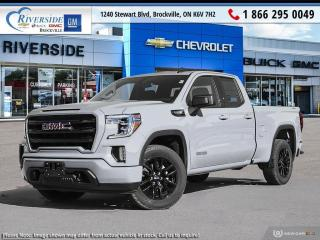 New 2020 GMC Sierra 1500 ELEVATION for sale in Brockville, ON