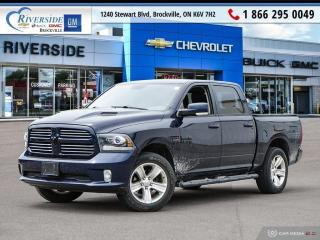 Used 2013 RAM 1500 SPORT for sale in Brockville, ON